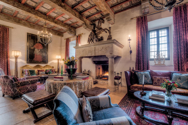Living Room Santa Eurasia